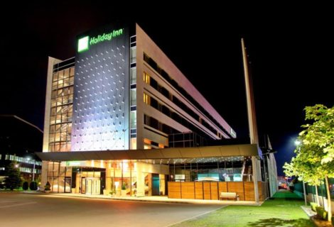 Holiday Inn Hotel Sofia