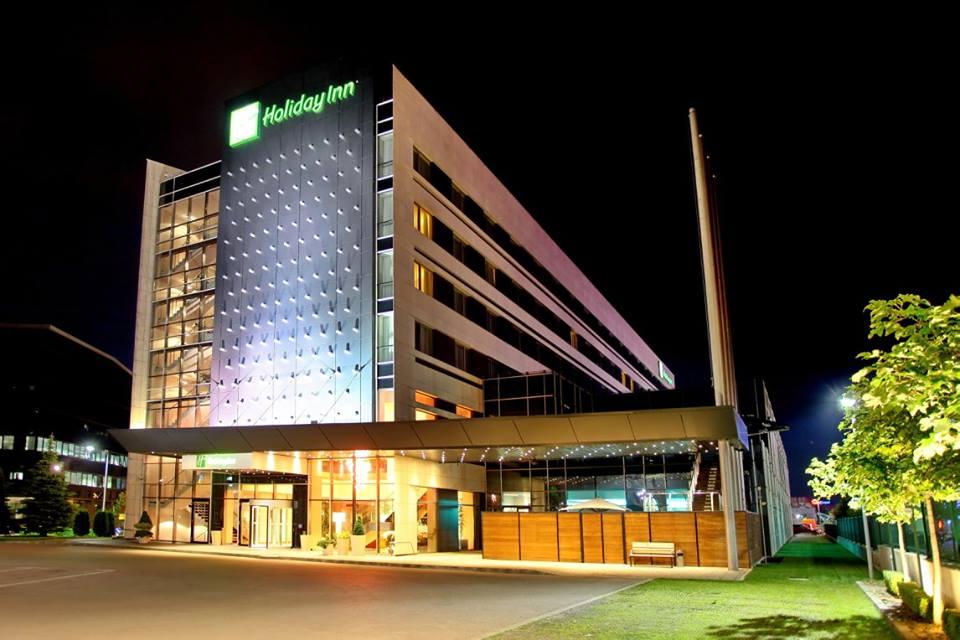 Holiday Inn Hotel Sofia