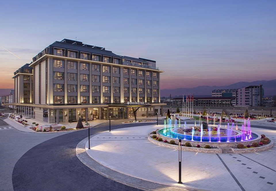 Hotel Hilton Doubletree Skopje