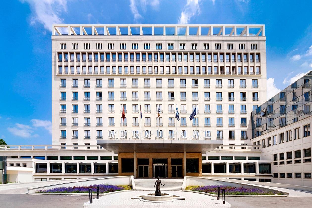 Metropol Palace Luxury Collection Hotel Belgrade