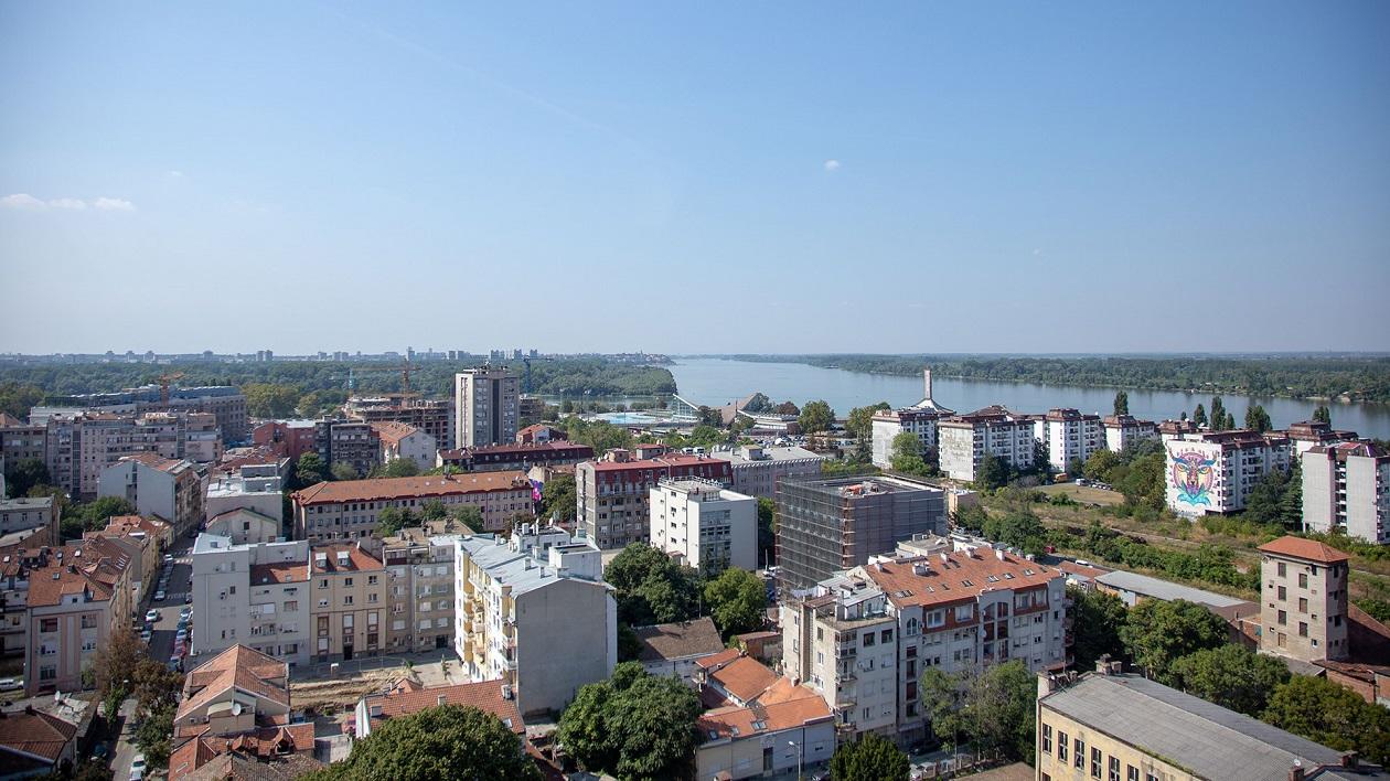 Mona Plaza Hotel Belgrade