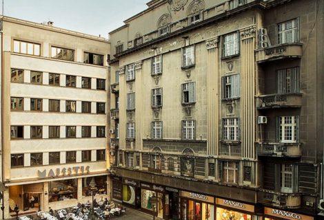 Majestic Hotel Belgrade