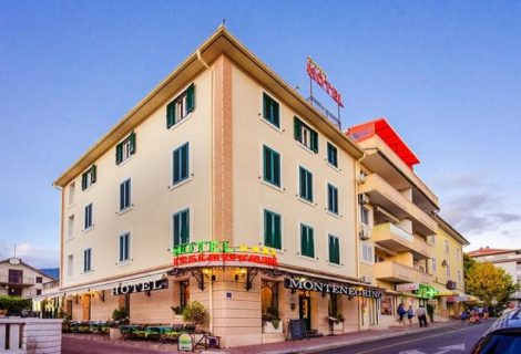 Montenegrino Hotel Tivat