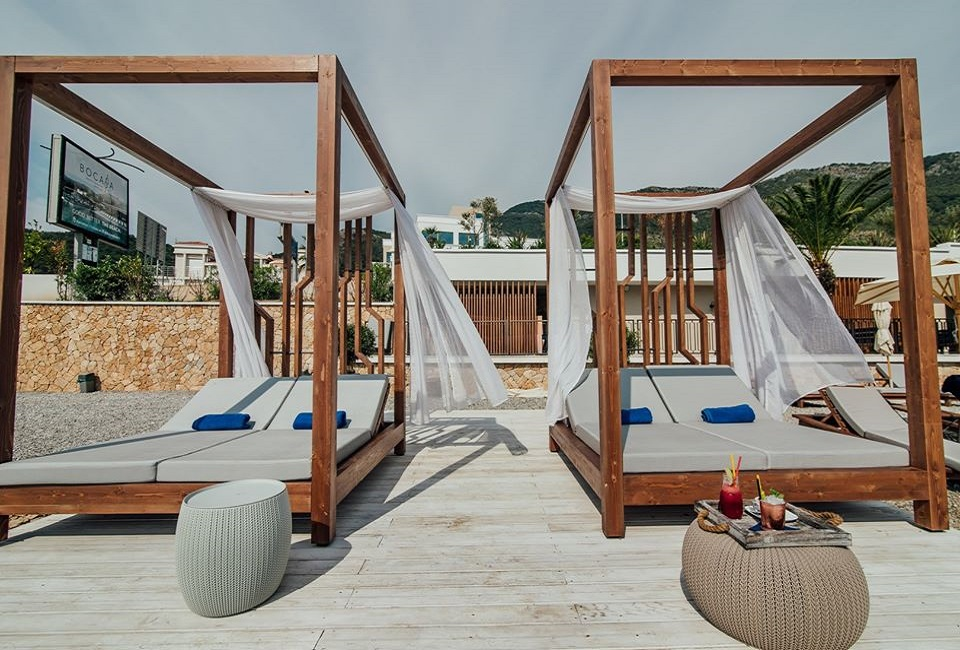 Boutique Casa del Mare Mediterraneo Hotel Kamenari Herceg Novi