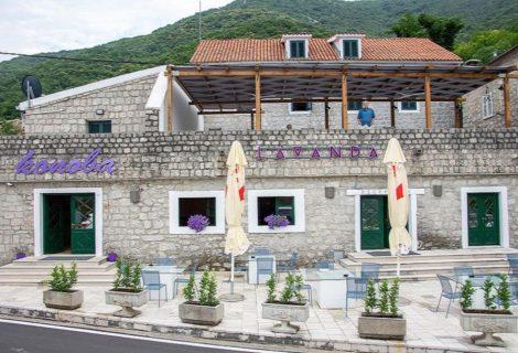 Lavanda Hotel Kostanjica Kotor
