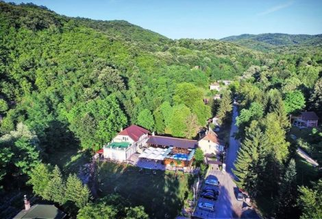 Hotel Cuki Residence Banja Sisevac