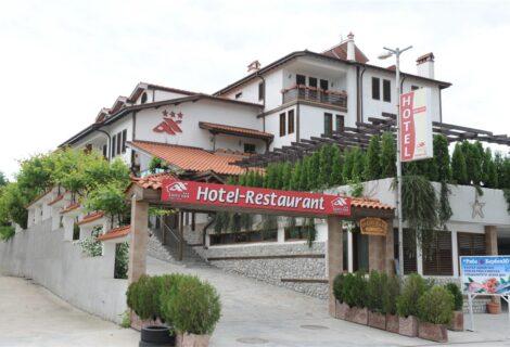 Hotel Pirinski Han Sandanski /ranije Adjev Han/