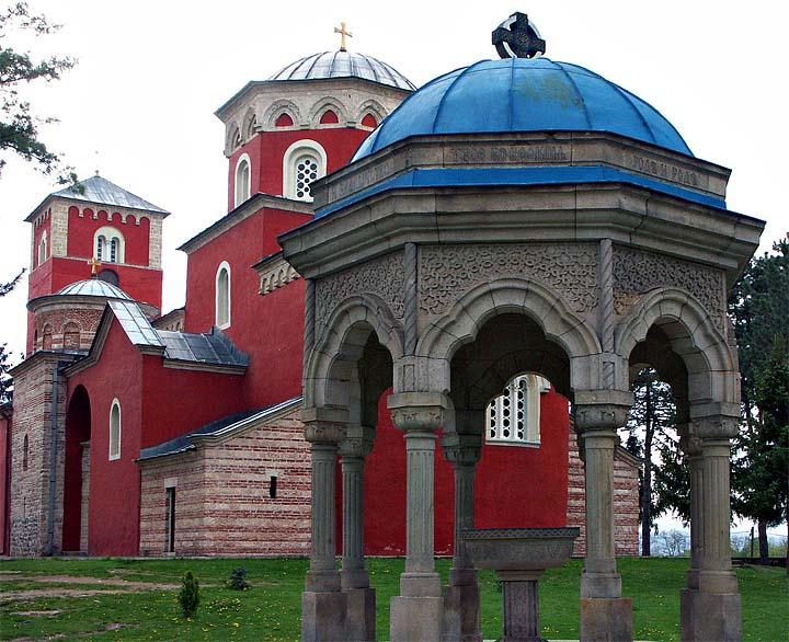 Žiča Monastery
