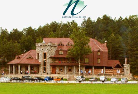 Hotel Resort Natyral Razma
