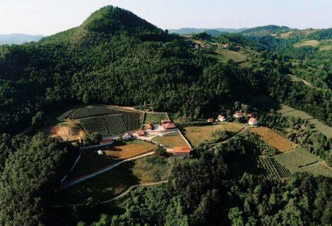 Etno domaćinstvo Mitrović selo Trešnjevica Arilje