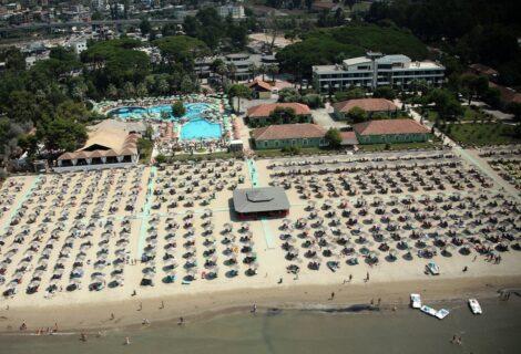Hotel Tropical Resort Drač