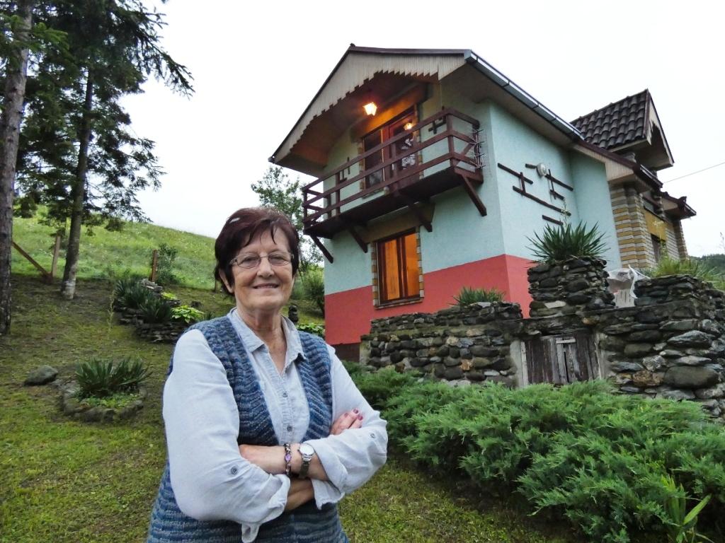 Kuca Todoric – Todoric House to rent Bogutovac village