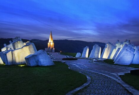 Spomen Park Kadinjača