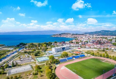 Resort Spa Hotel Unique Ohrid