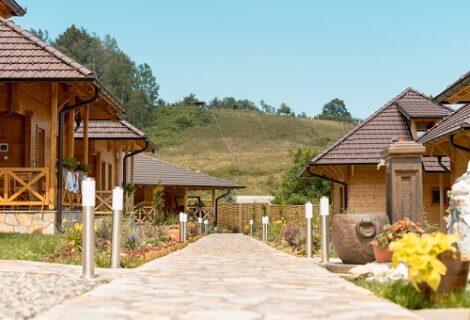 Kedar Tourist Settlement Goč Mountain