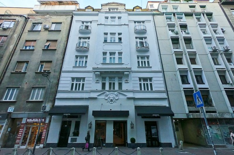 Union Hotel Belgrade