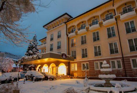 Strimon Garden Medical SPA Hotel Kyustendil