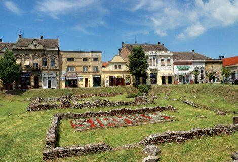 Sirmijum – Sirmium arheološko nalazište Sremska Mitrovica