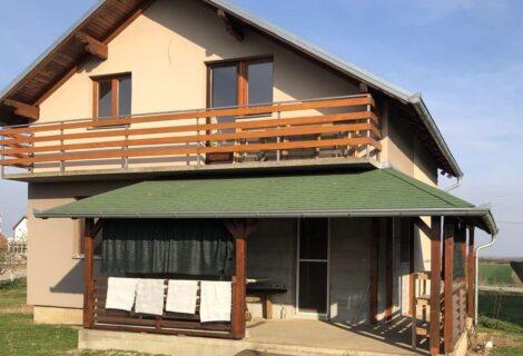 House for rent Krusedol village Fruska Gora Mt
