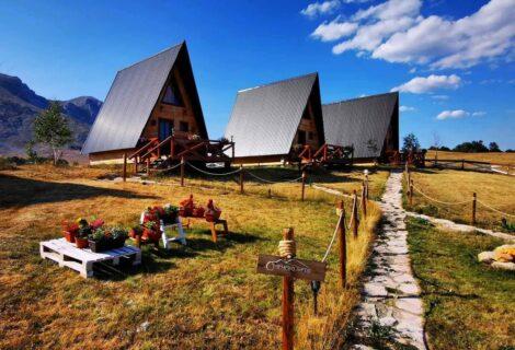 """""""Smrčevo brdo"""" Tourist complex Žabljak Durmitor"""