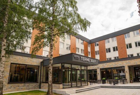 Hotel Terme 36,6 Priboj